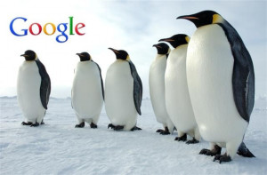 google-and-penguins